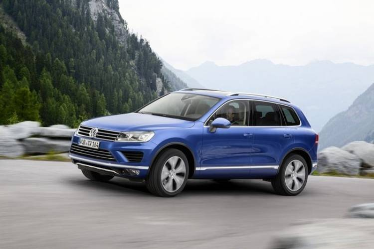 Nuevo Volkswagen Touareg, ahora en vídeo