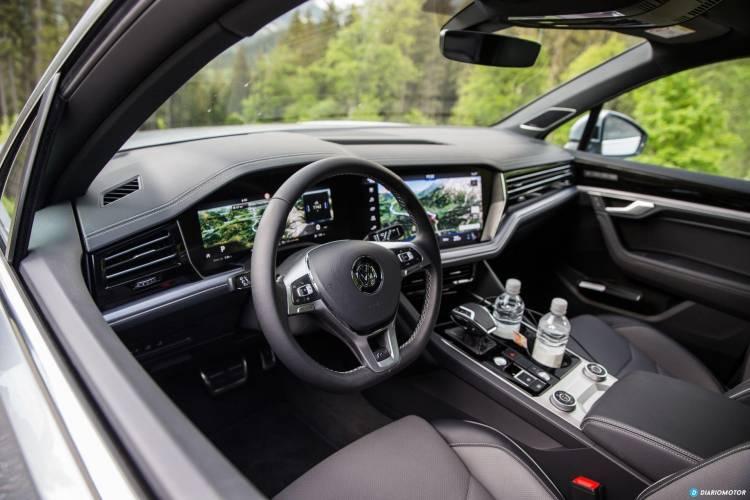 Volkswagen Touareg 2018 Prueba 17