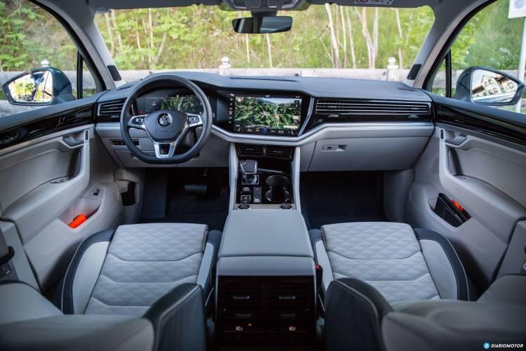 Volkswagen Touareg 2018 Prueba 36