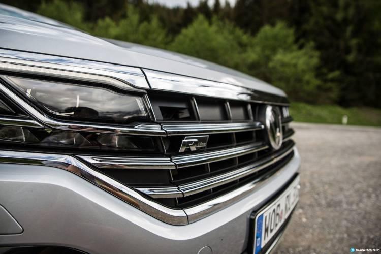 Volkswagen Touareg 2018 Prueba 8