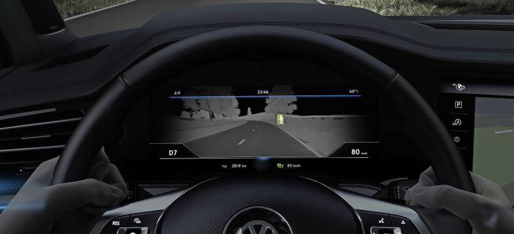 Volkswagen Touareg 2018 Vision Nocturna