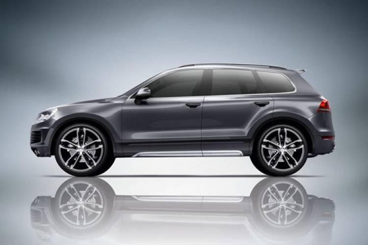 Volkswagen Touareg ABT Sportline