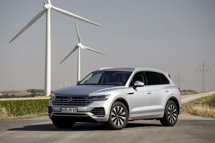 Volkswagen Touareg Ehybrid 2020 01