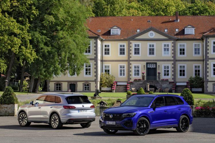 Volkswagen Touareg Ehybrid R 2020