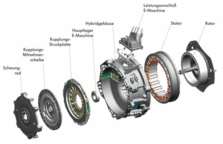 Volkswagen Touareg Hybrid V6 TSI Concept