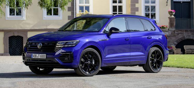 Volkswagen Touareg R 2020 Portada