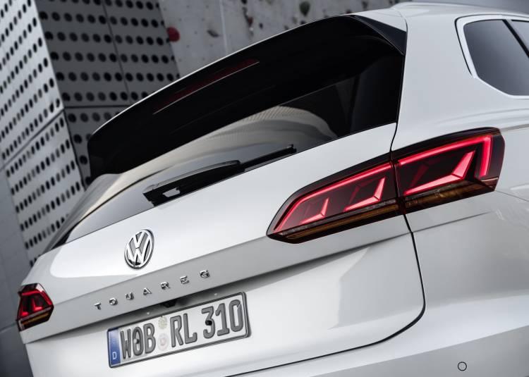 The New Volkswagen Touareg