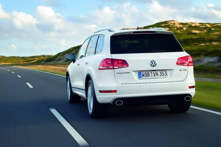 Volkswagen Touareg R-Line