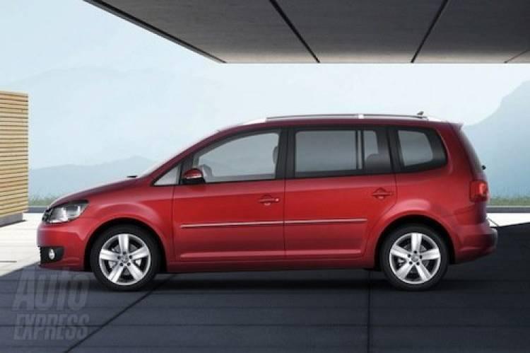 Volkswagen Touran 2011 filtrado