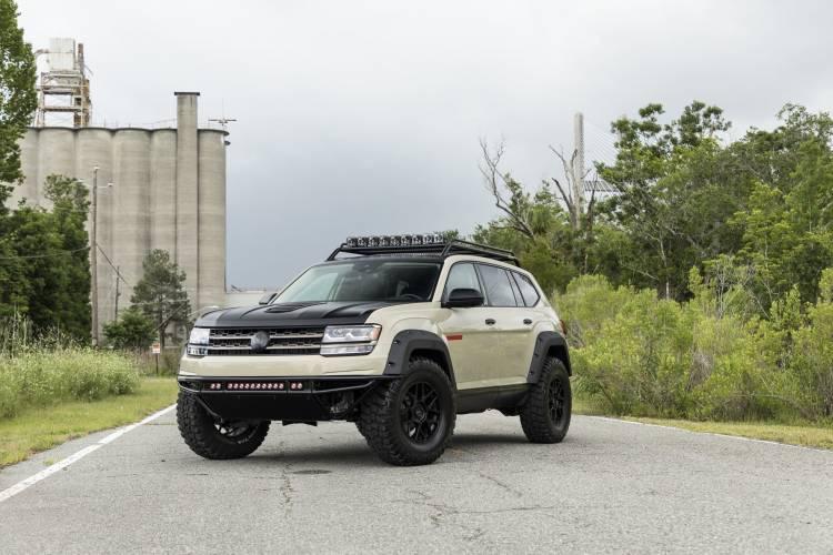 Volkswagen Tuning 2018 1