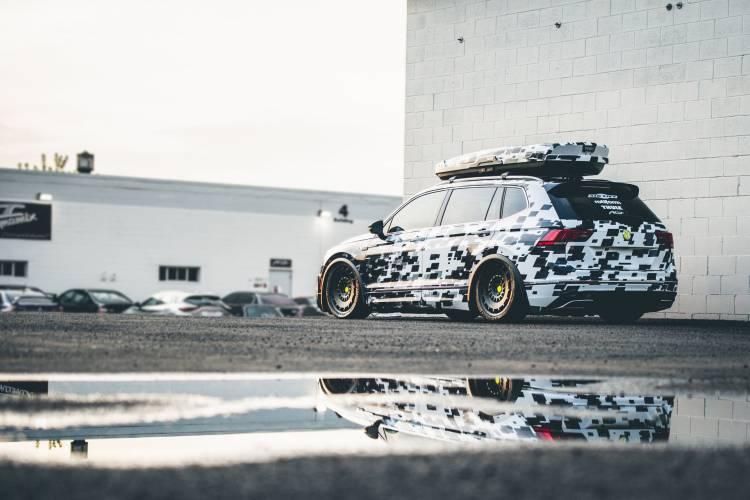 Volkswagen Tuning 2018 33