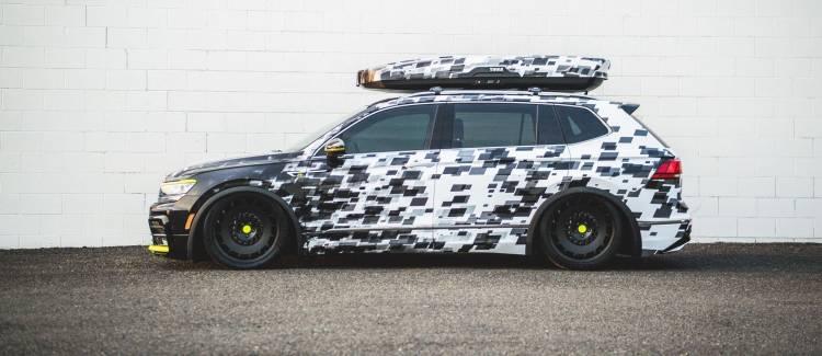 Volkswagen Tuning 2018 P
