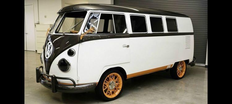 Volkswagen Type 20 Concept P