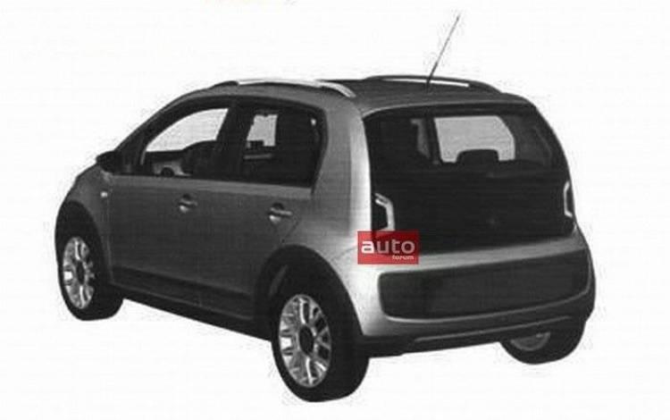 Volkswagen up! 5 puertas