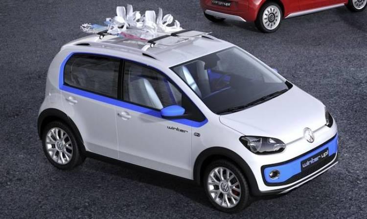 Volkswagen up! Ginebra 2012