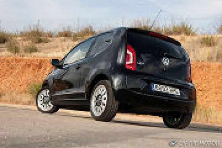 El Volkswagen Up! ahora con cambio automático desde 11.180 euros