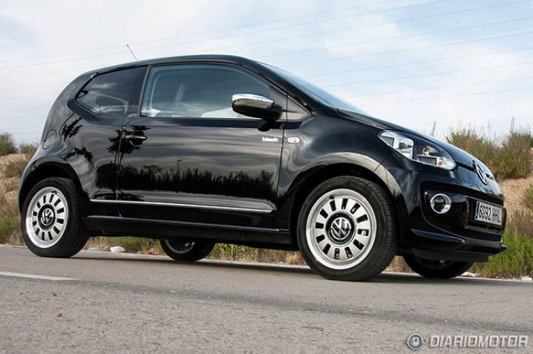 Prueba del Volkswagen Black up!