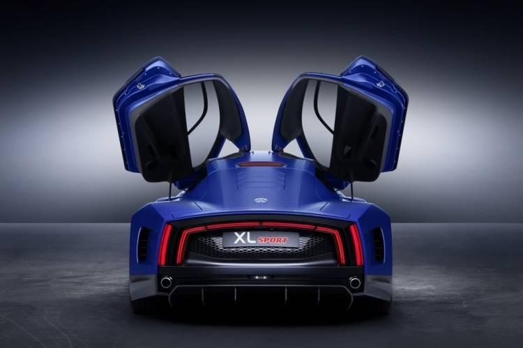 Volkswagen XL Sport: alma Ducati para la sorpresa del año