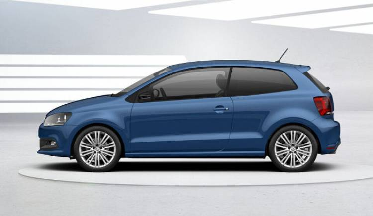 Volkswagen Polo Blue GT desde 20.560 euros
