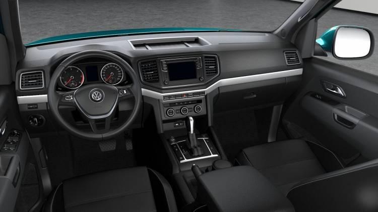 Volkswagen Amarok V6 Tdi 5