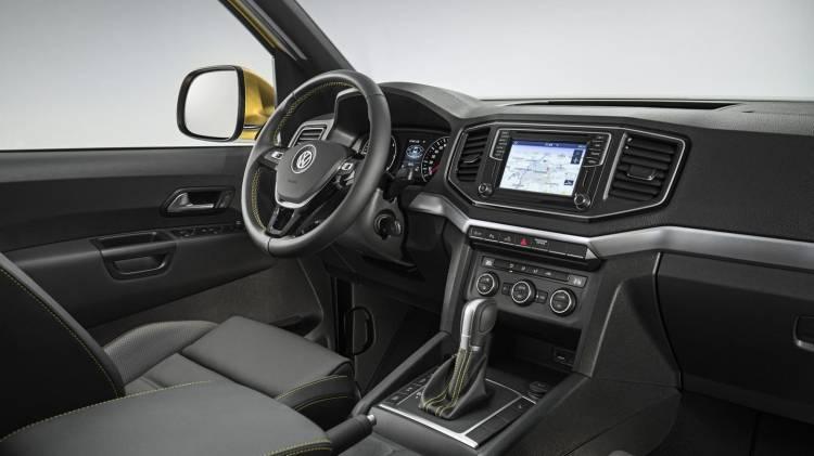 Volkswagen Amarok V6 Tdi 8