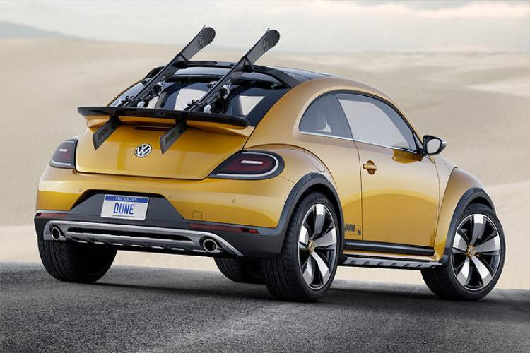 El Volkswagen Beetle Dune Concept podría llegar a producción