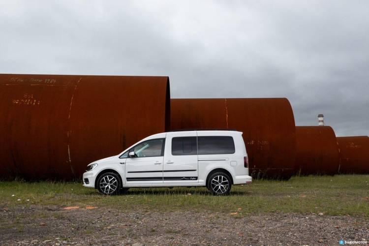 Volkswagen Caddy Maxi Outdoor Prueba 36