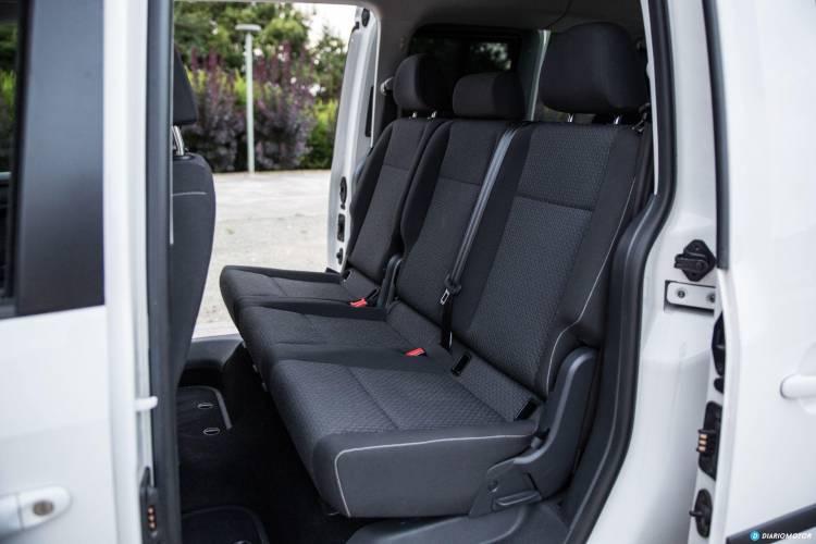 Volkswagen Caddy Maxi Outdoor Prueba 4