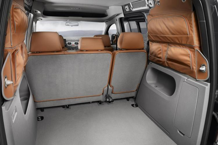 Volkswagen Caddy PanAmericana Study - Interior 4
