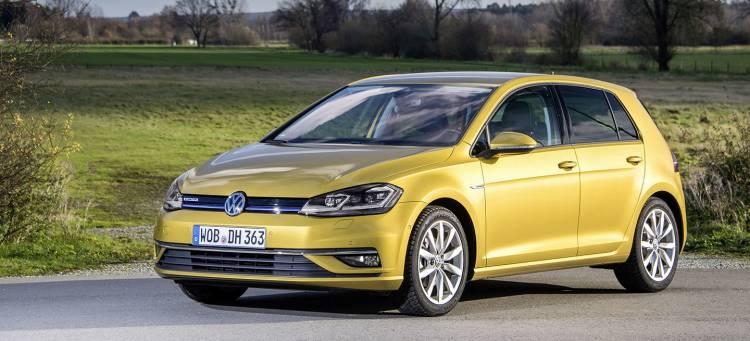 Volkswagen Golf 1.5 TSI ACT BlueMotion