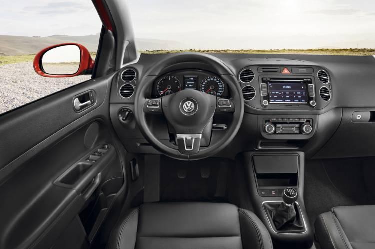 Volkswagen Golf Plus 2009