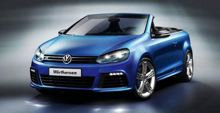 Volkswagen Golf Cabrio R
