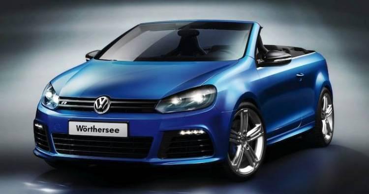 Volkswagen Golf GTI Cabrio o R