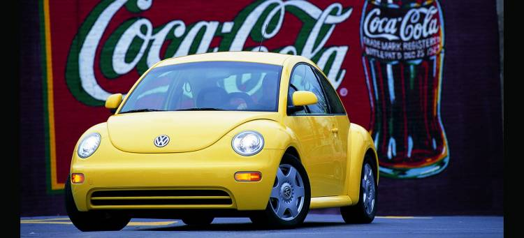 Produkte: New Beetle USA Version (1998)