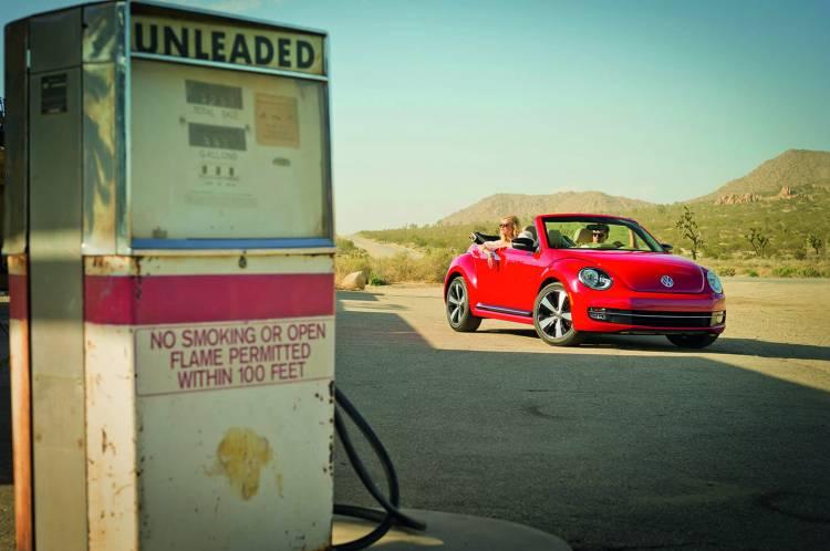 Volkswagen Beetle Cabriolet (USA Version)