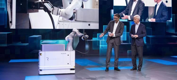 Volkswagen Group Media Night Genf 2018
