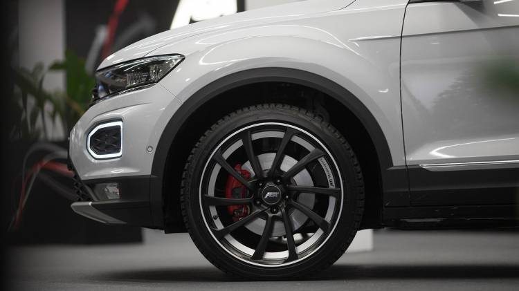Volkswagen T Roc Abt 2