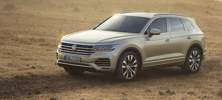 Der Neue Volkswagen Touareg