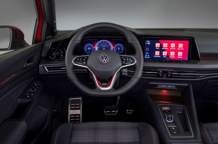 Prueba Volkswagen Golf GT 202027