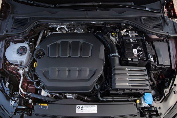 Prueba del Volkswagen Golf GT 202087