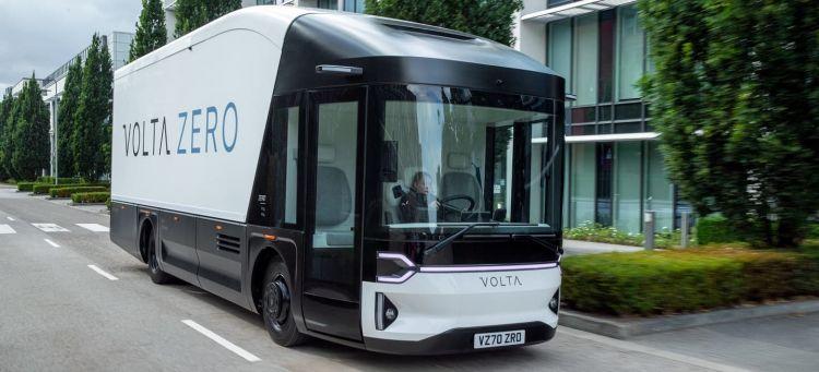Volta Zero Trucks Exterior