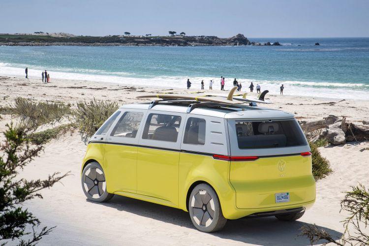 Voltswagen Volkswagen Id Buzz 02