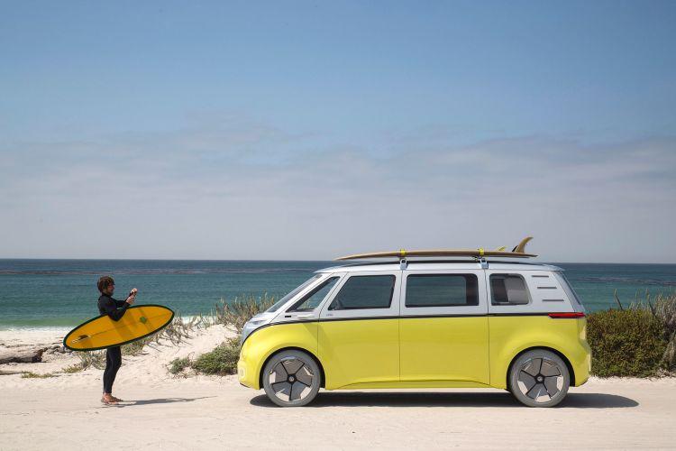 Voltswagen Volkswagen Id Buzz 08