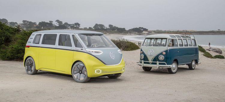 Voltswagen Volkswagen Id Buzz 09