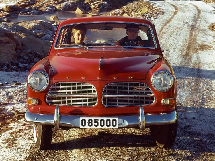 Volvo 122 Cinturon