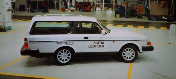 Volvo 240 Corto