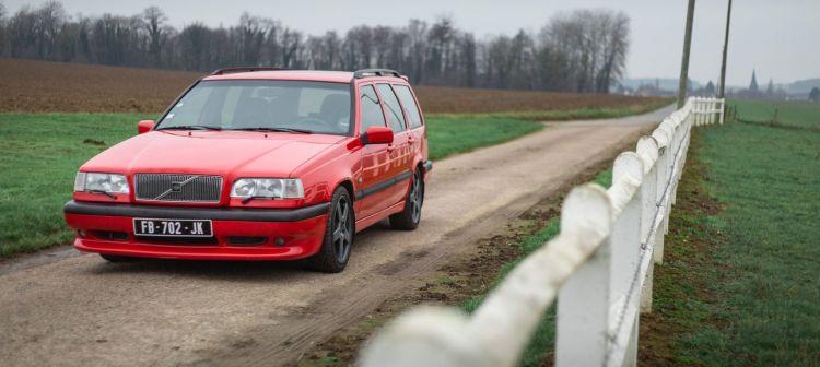Volvo 850 Petrolicious