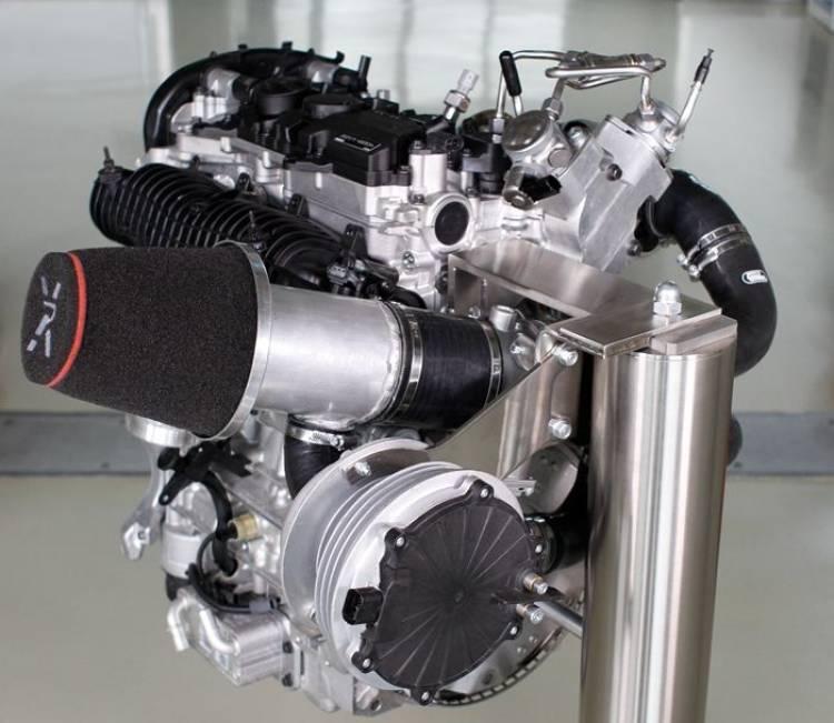 Volvo extrae 450 CV de un 2.0 Turbo: los turbos eléctricos ya están aquí