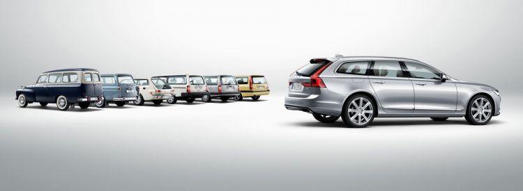 Volvo Familiares Clasicos Antiguos Gama