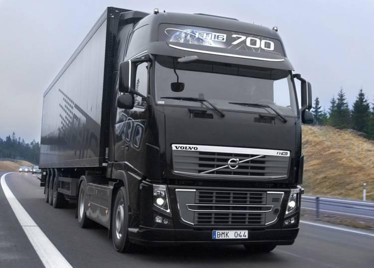 Volvo FH16 700